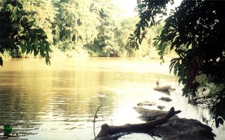 Ebomi lake