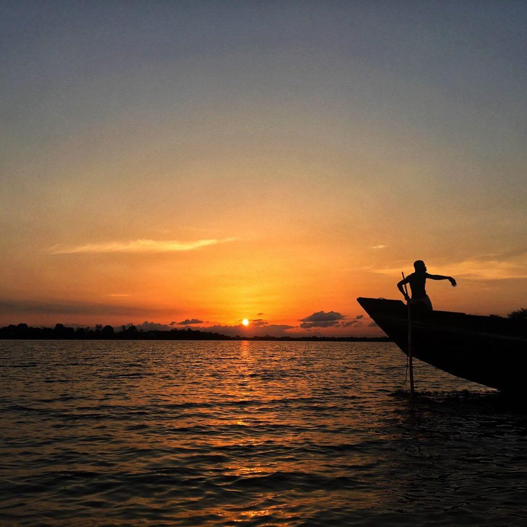 Rivers lakes in Nigeria