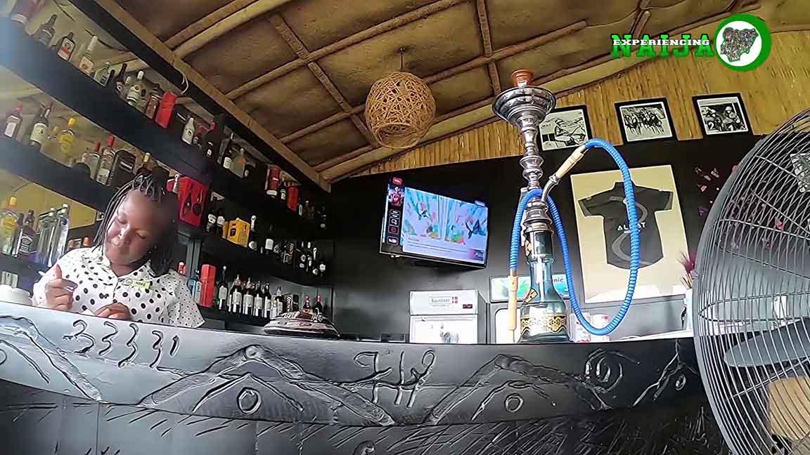 Abuja lounge