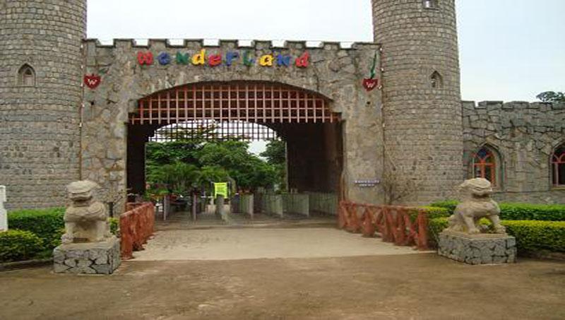 Abuja Magic land Wonderland