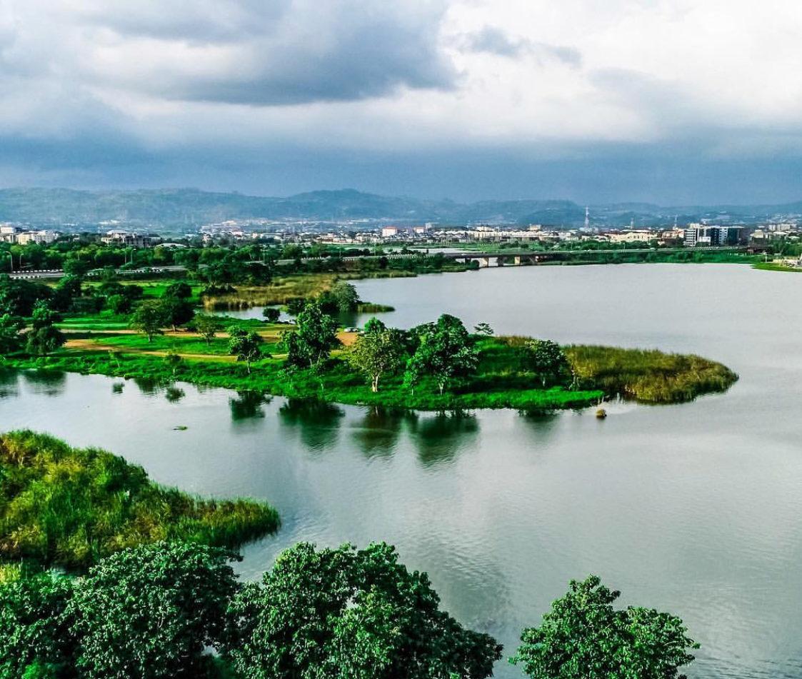 Jabi Lake Jabi Park