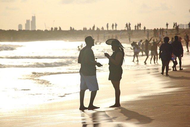 Lagos Beach Side