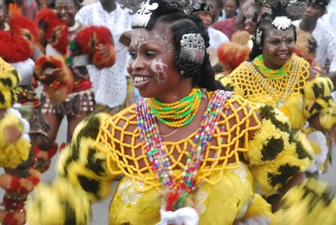 Calabar Carnival Africa's biggest party - the pride of Nigeria