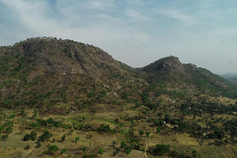 Leiv Mountain, Benue State, Nigeria.