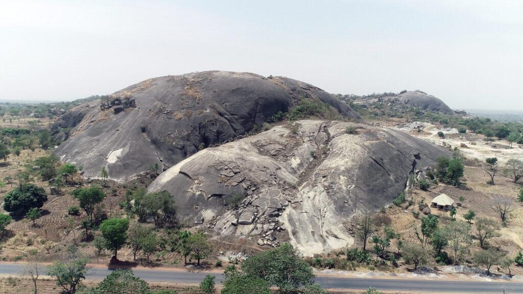 Ushongo Hill, Benue State, Nigeria.