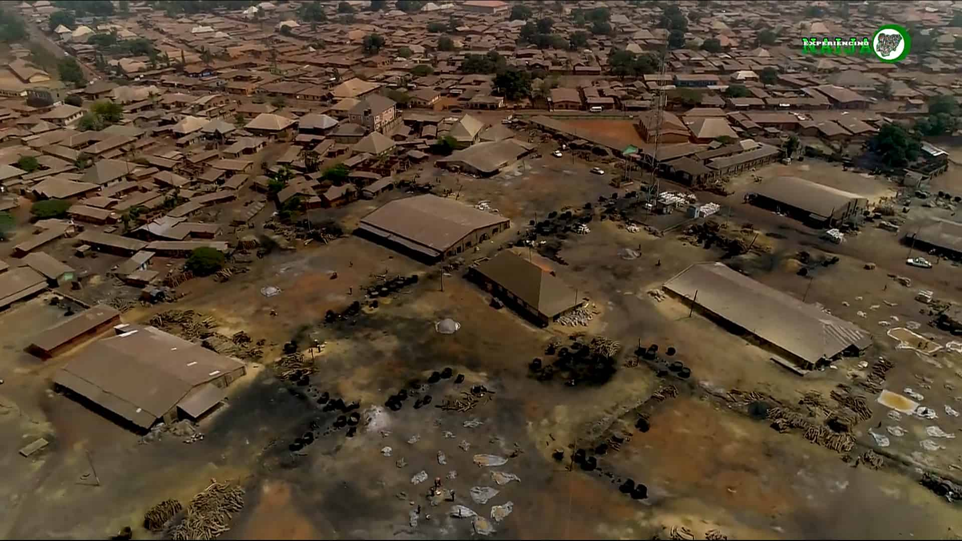 Overview of Otukpo Rice Mill, Benue State, Nigeria