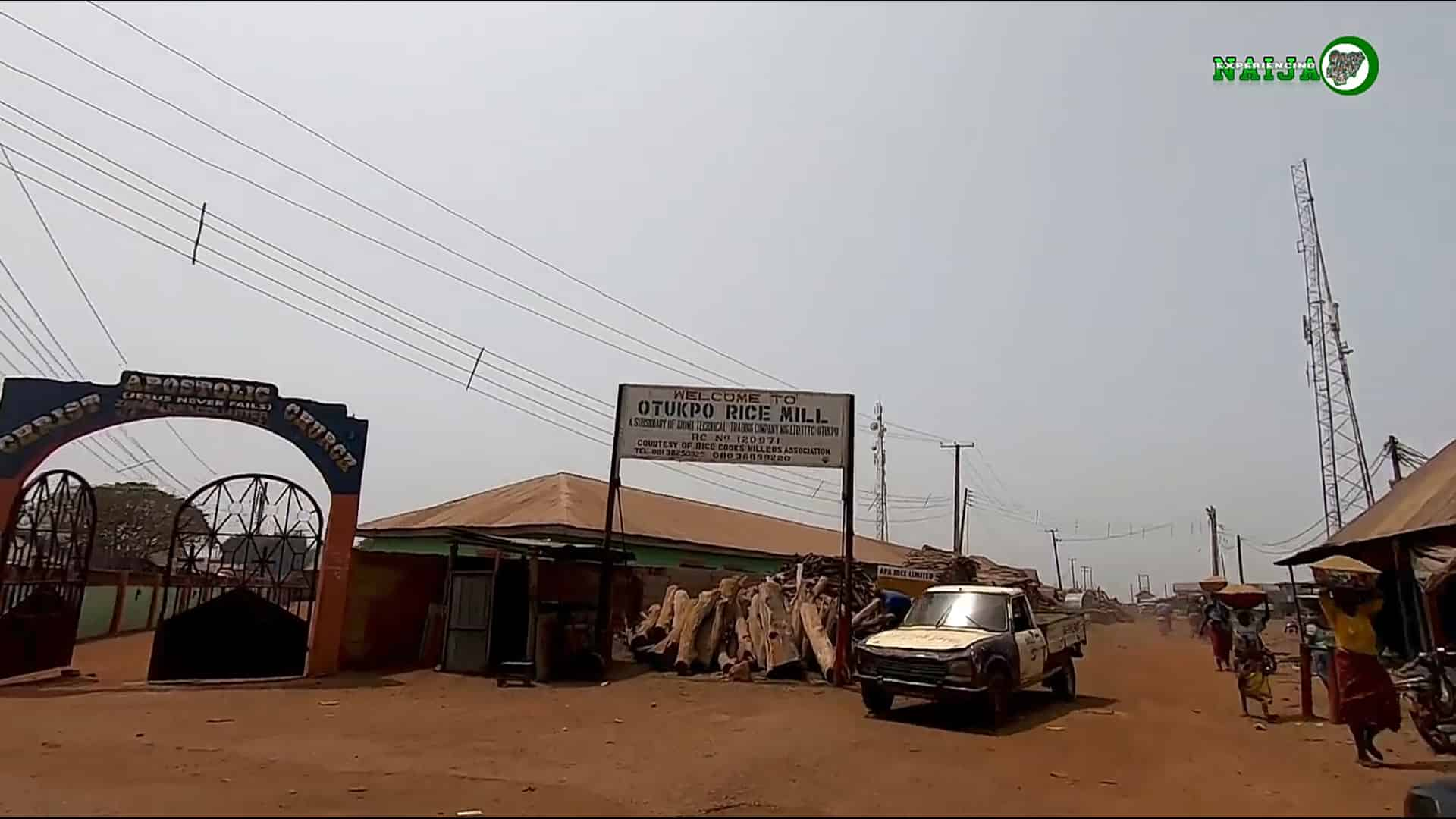 Otukpo Rice Mill, Benue State, Nigeria