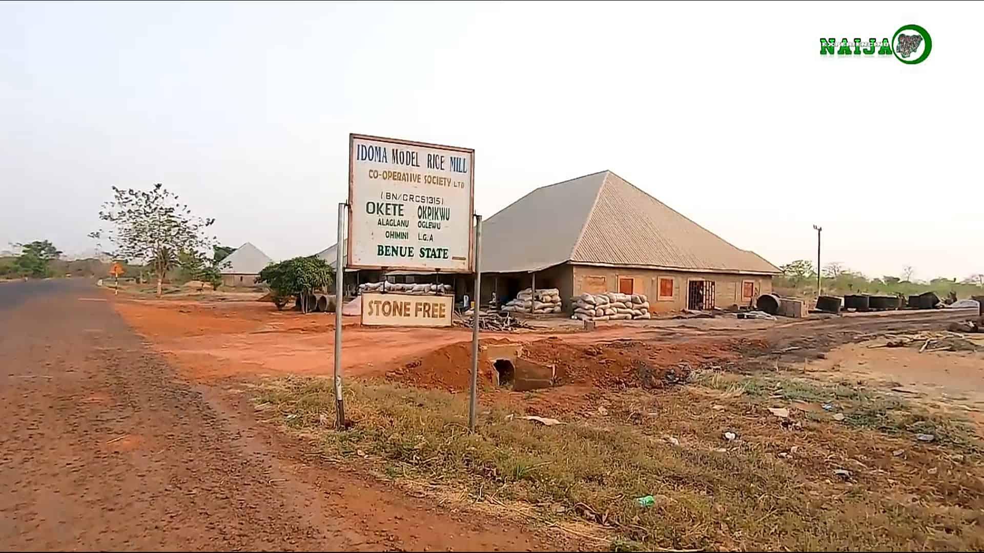 The Idoma Model Rice Mill, Benue State, Nigeria