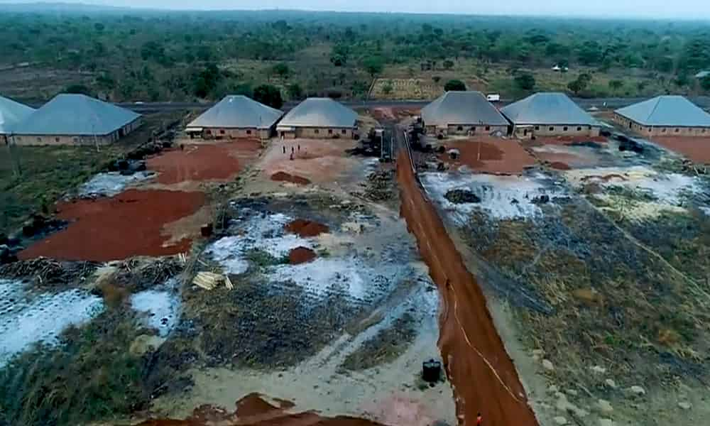 Overview of the Idoma Model Rice Mill, Benue State, Nigeria
