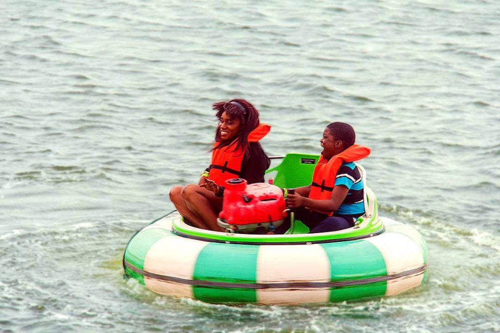 Lekki Leisure Lake, Lagos