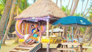 • La Campagne Tropicana Beach Resort, Lekki, Lagos.