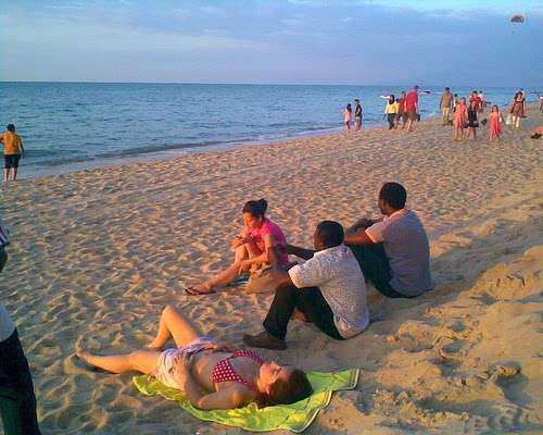 Port Harcourt Tourist Beach